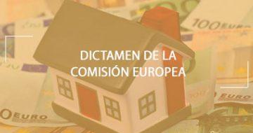 dictamen de la comision europea