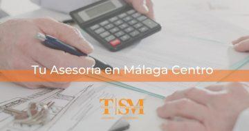 Tu Asesoría en Málaga Centro