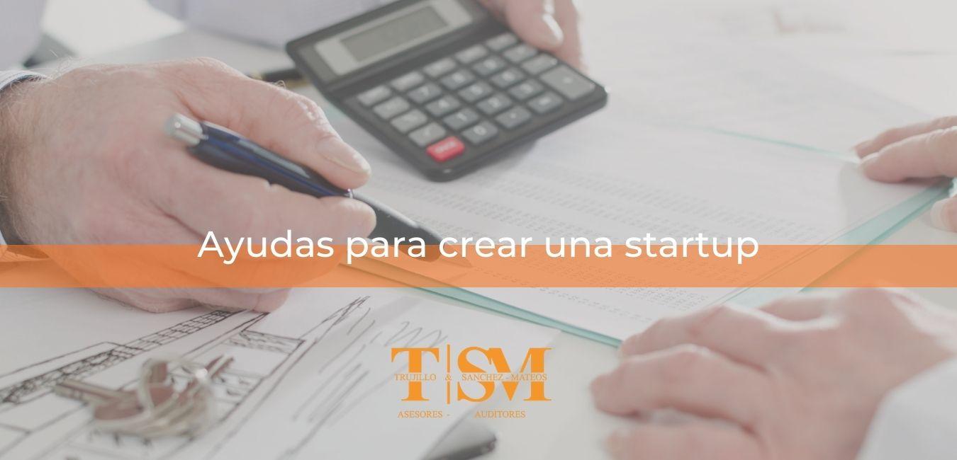 Ayudas creación startups